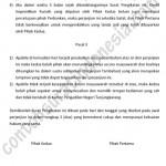 Contoh Surat Perjanjian Pengikatan Jual Beli Rumah (SPPJB)
