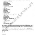 Contoh Surat Penawaran Harga Barang atau Produk